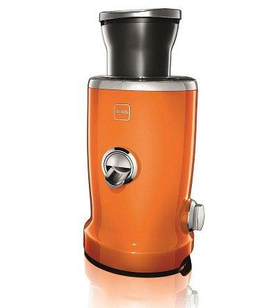 NOVIS • Wyciskarka do soku Vita Juicer • Pomarańczowy