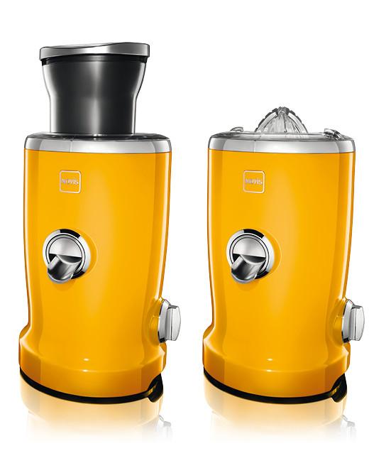 Novis Vita Juicer wyciskarka do soków żółta